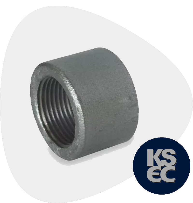 Alloy Steel Forged Threaded Pipe Cap