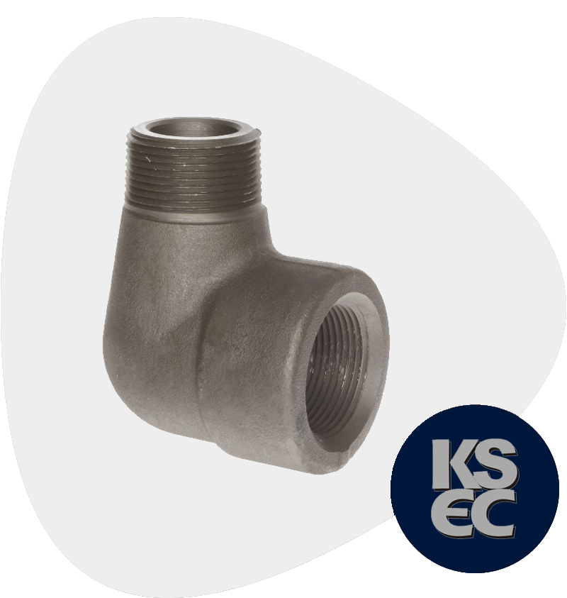 Alloy Steel Forged Threaded Street Elbow