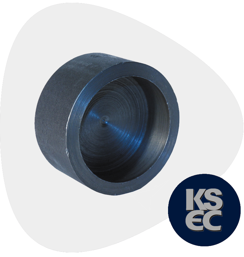 Carbon Steel Forged Socket Weld Pipe Cap