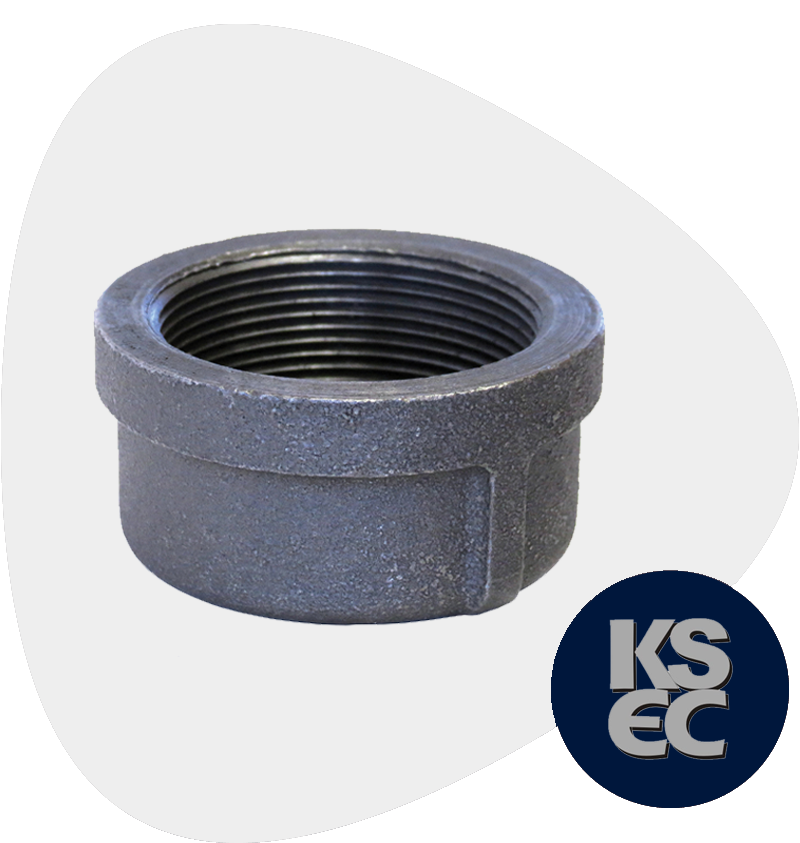 Carbon Steel Forged Threaded Pipe Cap