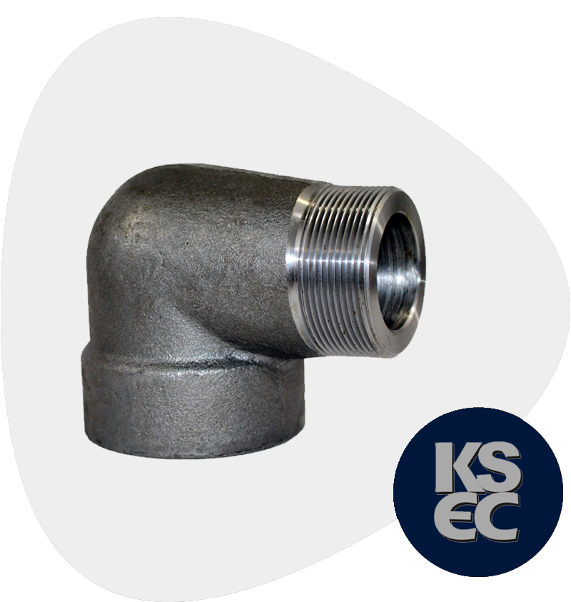 Carbon Steel Forged Threaded Street Elbow