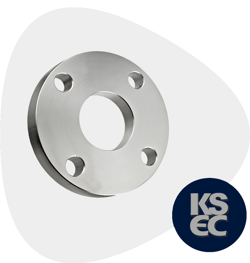 Stainless Steel Flat Face Plate Flanges