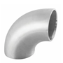 High Nickel Alloy Buttweld 90° Long Radius Elbow
