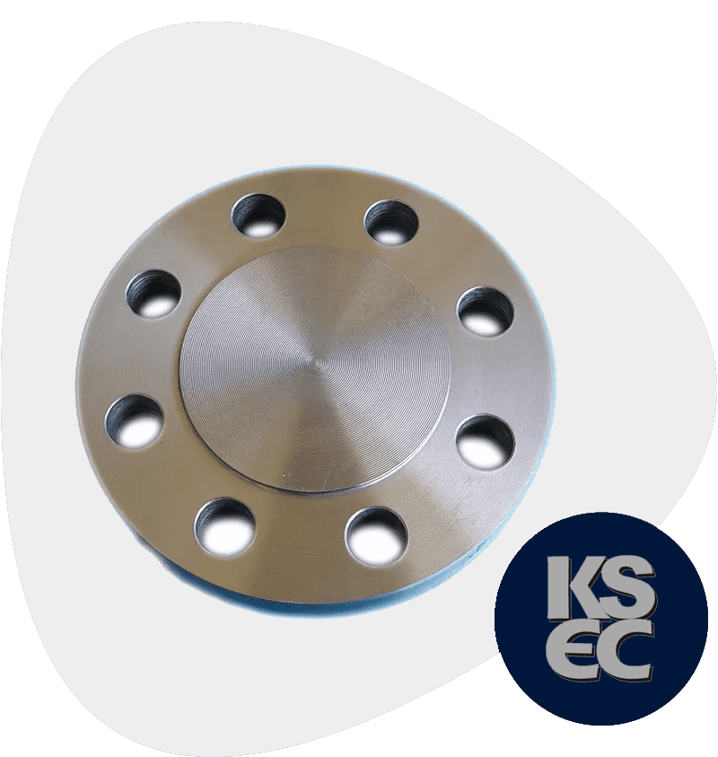 High Nickel Alloy BLRF Flange