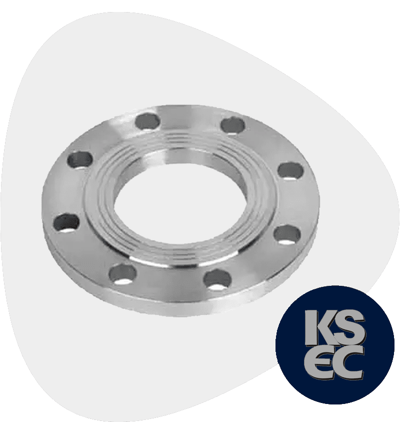 High Nickel Alloy Plate Flange