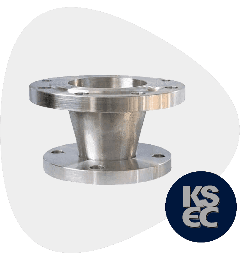 High Nickel Alloy Reducing Flange