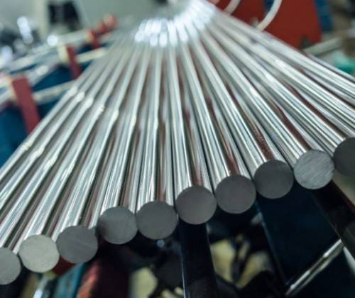 Nickel Alloy Bars & Rods