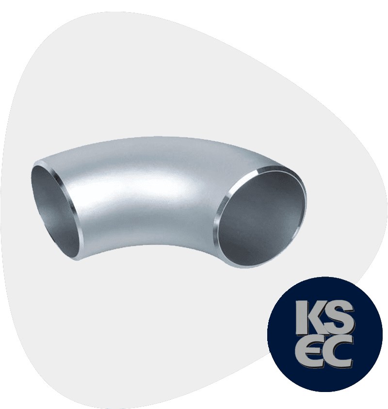 Alloy 20 Butt weld 1D Elbow