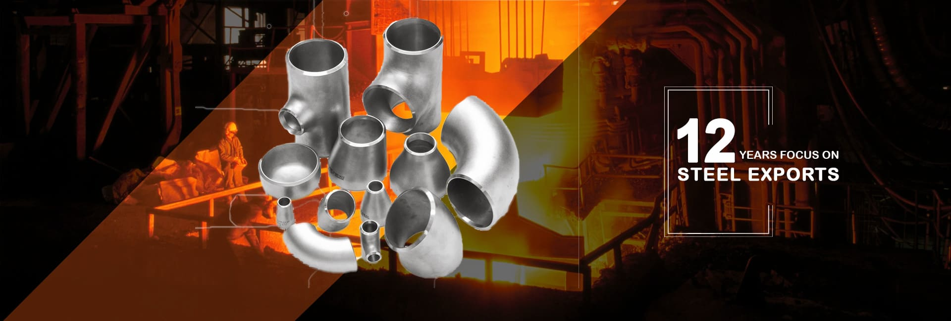 Stainless Steel 317 / 317L Buttweld Pipe Fittings