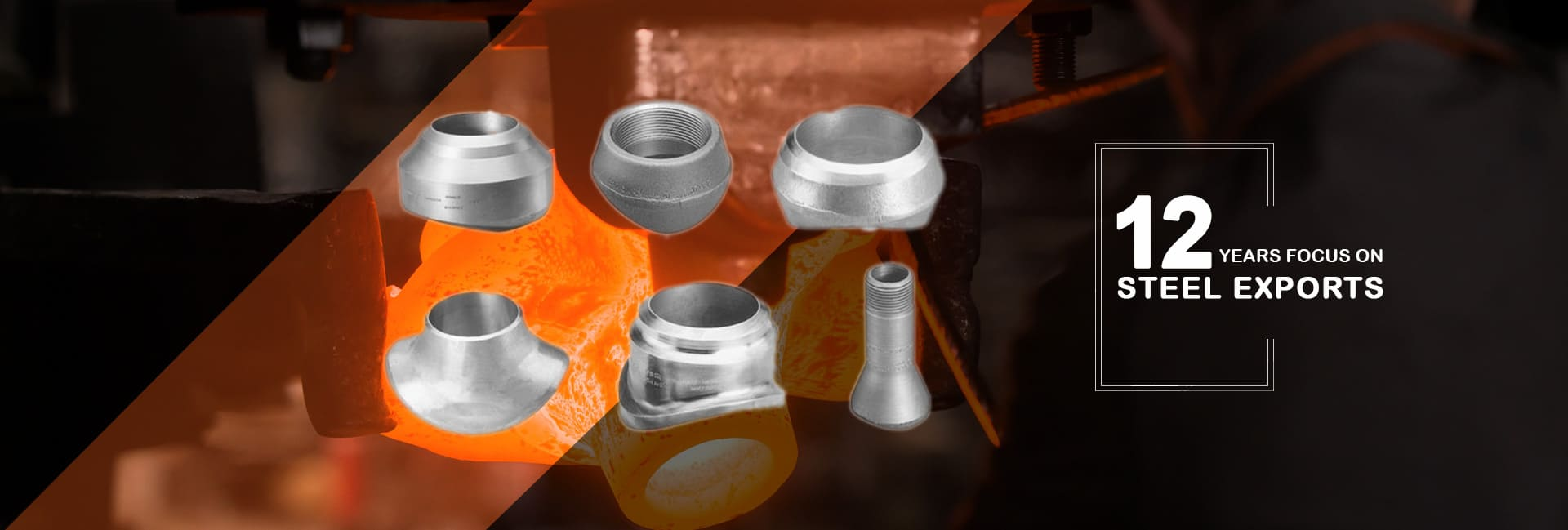 Stainless Steel 347 / 347H Outlet Fittings