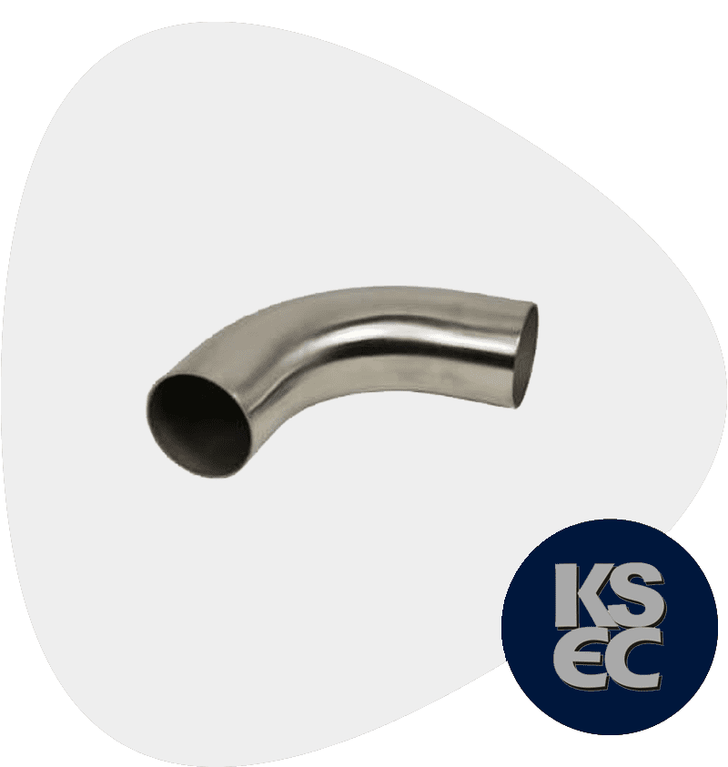 Stainless Steel Butt weld 5D Pipe Bends