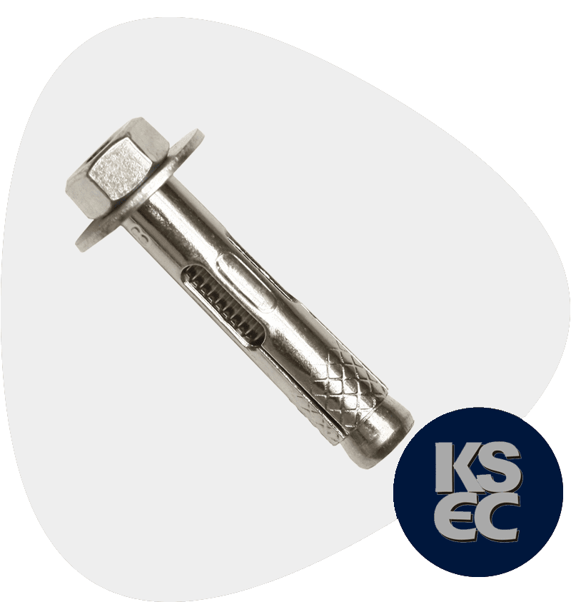 Stainless Steel 316Ti Anchor Bolts