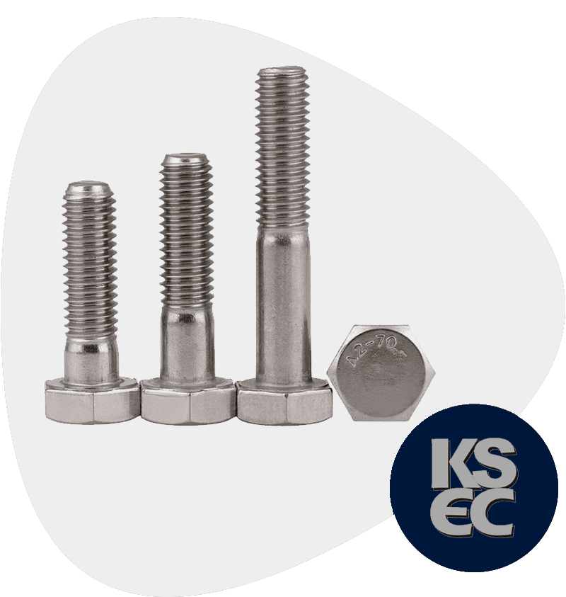Stainless Steel 316Ti Bolts