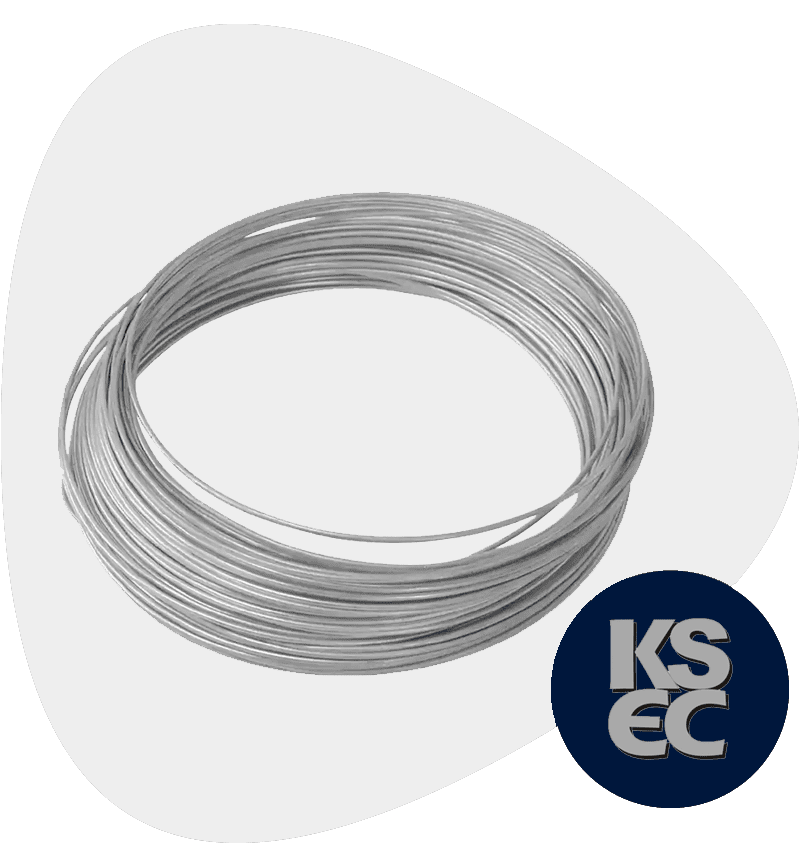 Stainless Steel 316Ti Bright Wire
