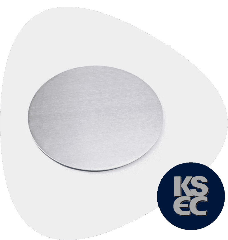 Stainless Steel 321 / 321H Circle