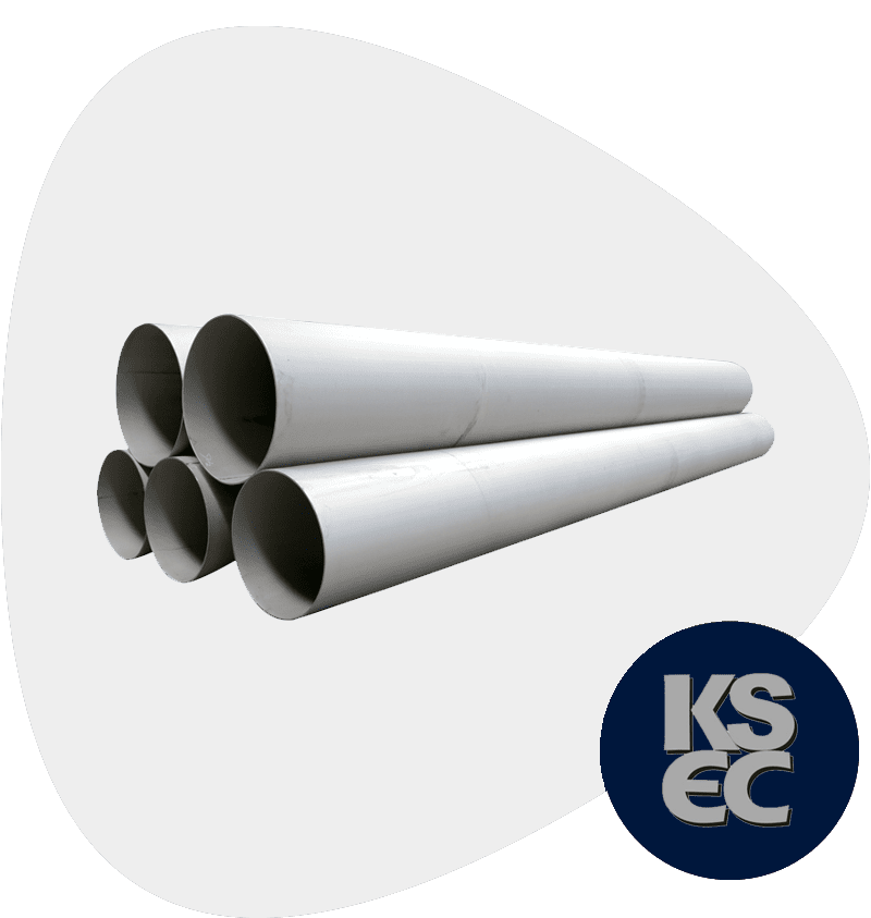 Stainless Steel 446 EFW Pipe