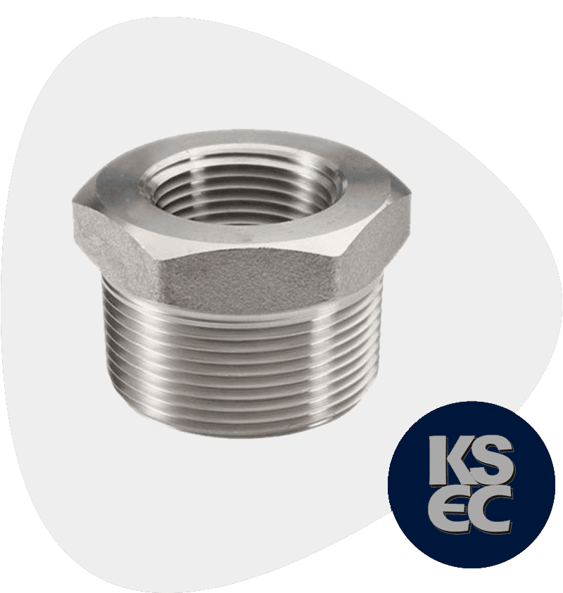 Stainless Steel 316Ti Forged Bushing