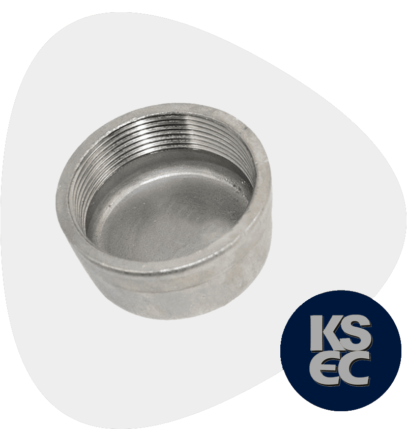 Stainless Steel 316Ti Forged Forged Cap