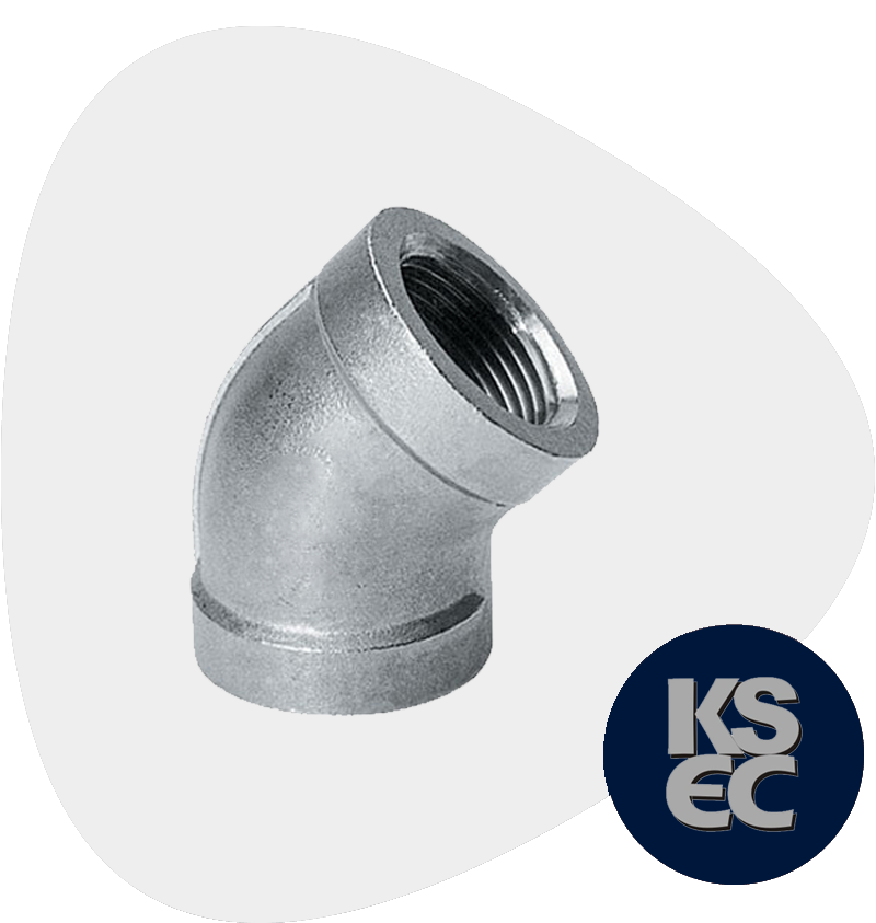 Stainless Steel B16.11/BS3799 Weight Screwed Fittings