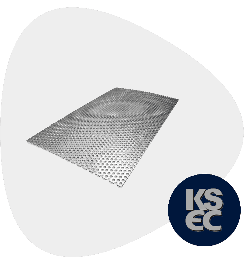 Stainless Steel 321 / 321H Perforated Sheets