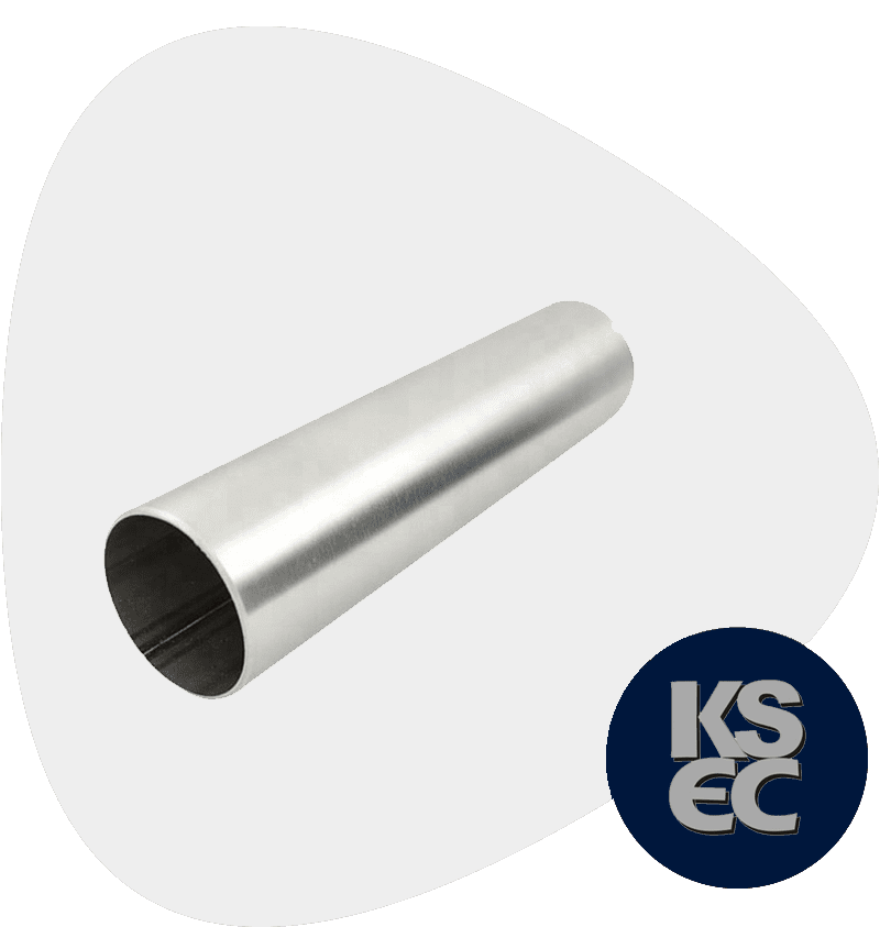 Stainless Steel 446 Polished Pipe