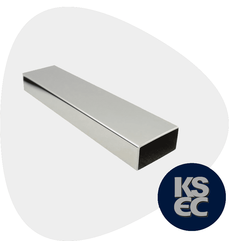 Stainless Steel 317 / 317L Rectangular Pipe