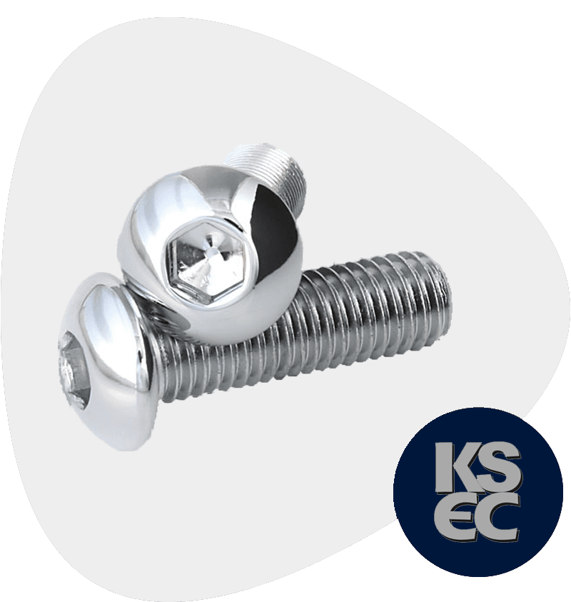 Stainless Steel 316Ti Screw