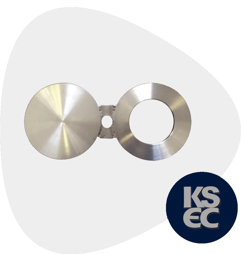 Incoloy Alloy 800H Spectacle Blind Flanges