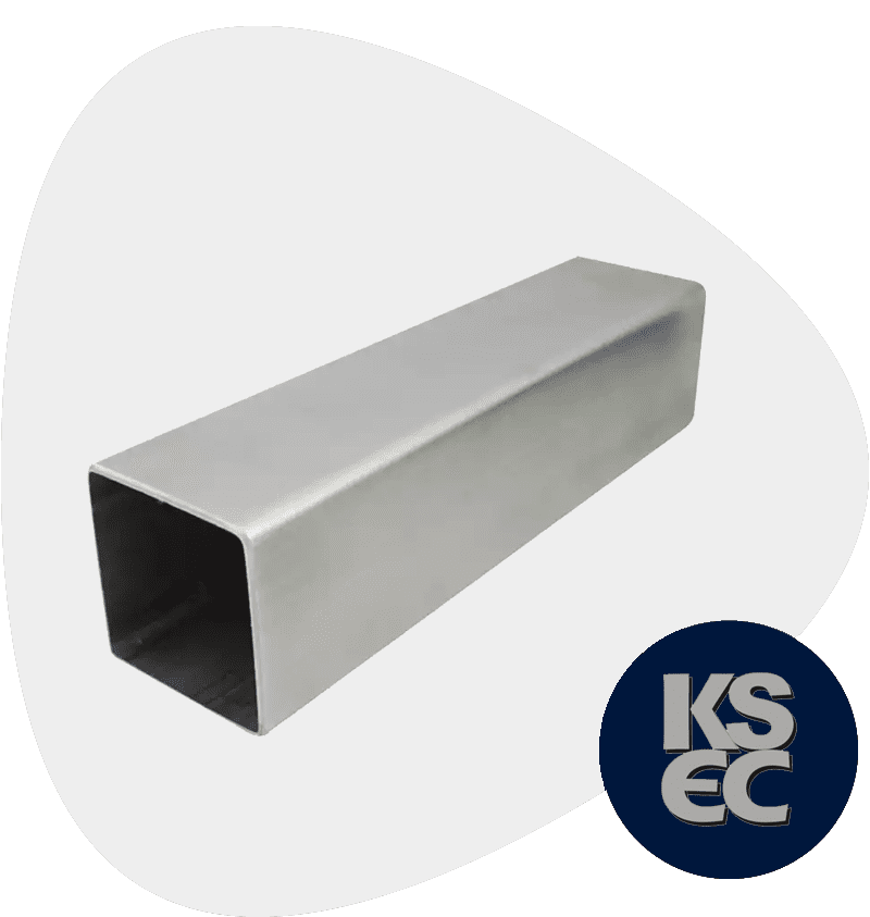 Stainless Steel 446 Square Pipe