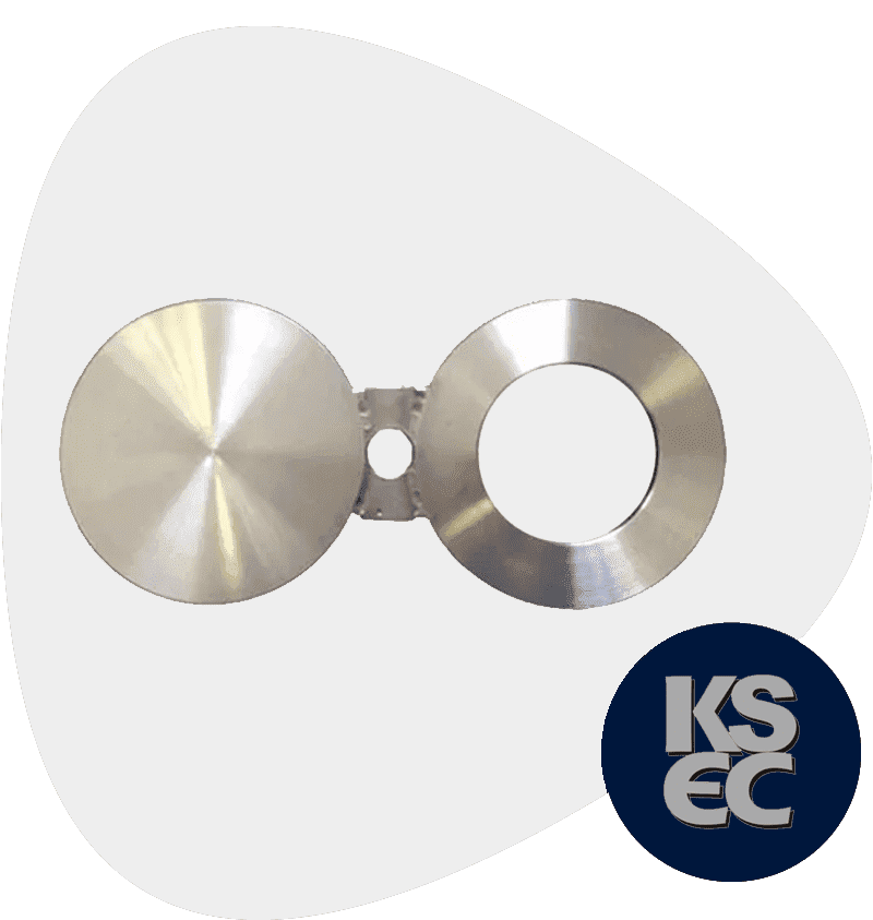 Stainless Steel Spectacle Blind Flange