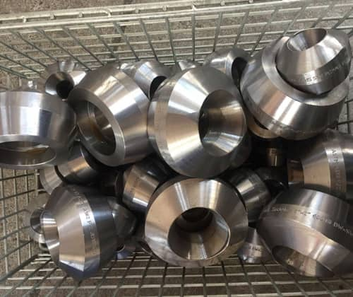 Titanium Outlet Fittings